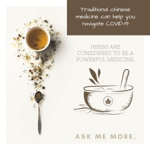 herbs for COVID